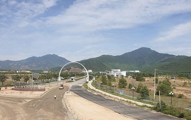 Atraen inversion para Zona de Alta Tecnologia de ciudad vietnamita de Da Nang hinh anh 1