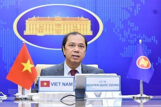Vietnam y Tailandia profundizan asociacion estrategica bilateral hinh anh 1