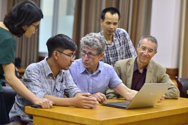 Universidades vietnamitas destacan en mapa educativo mundial hinh anh 1