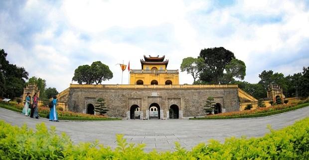Ciudadela imperial de Thang Long por convertirse en parque patrimonial de Vietnam hinh anh 1