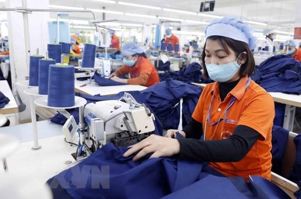 Ciudad Ho Chi Minh busca aumentar valor de exportaciones en 2021 hinh anh 1