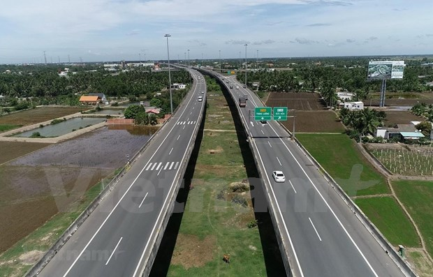 Provincia vietnamita busca perfeccionar infraestructura del transporte hinh anh 1