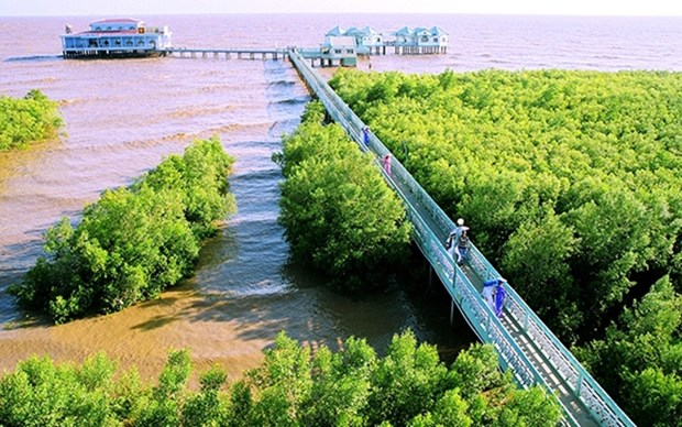 Empenada provincia vietnamita de Bac Lieu en impulsar desarrollo turistico hinh anh 1