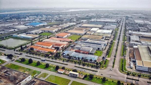 Autorizan inversiones en proyectos de construccion de infraestructura en parques industriales hinh anh 1
