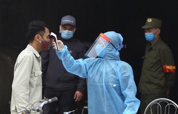 COVID-19: Vietnam sin nuevos contagiados y con otros 14 recuperados hinh anh 1