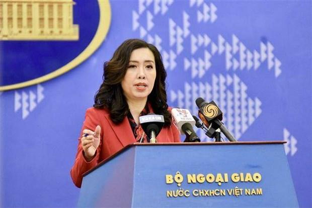 Piden a Myanmar garantizar seguridad de ciudadanos vietnamitas hinh anh 1