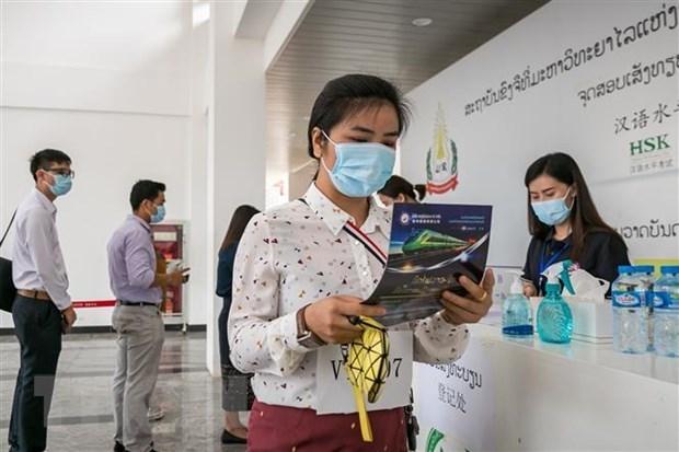 Laos aumenta vigilancia para prevenir el rebrote del COVID-19 hinh anh 1