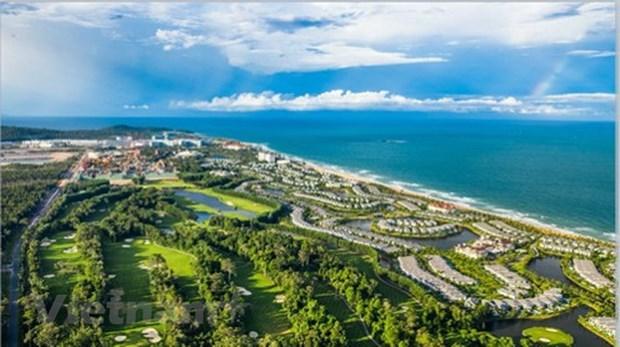 Provincia vietnamita de Kien Giang busca medidas para recuperar el turismo hinh anh 1