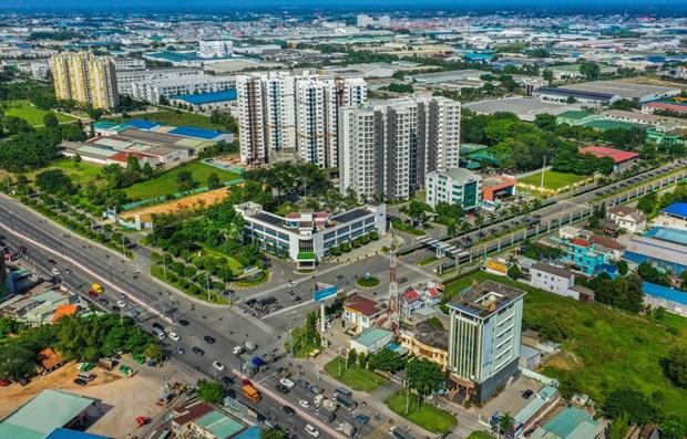 Provincia vietnamita entre las 21 ciudades inteligentes del mundo hinh anh 1