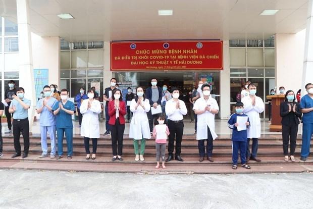 Vietnam confirma cinco casos nuevos del coronavirus hinh anh 1