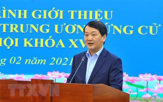 Proximas elecciones parlamentarias en Vietnam por adaptarse a nueva situacion hinh anh 1