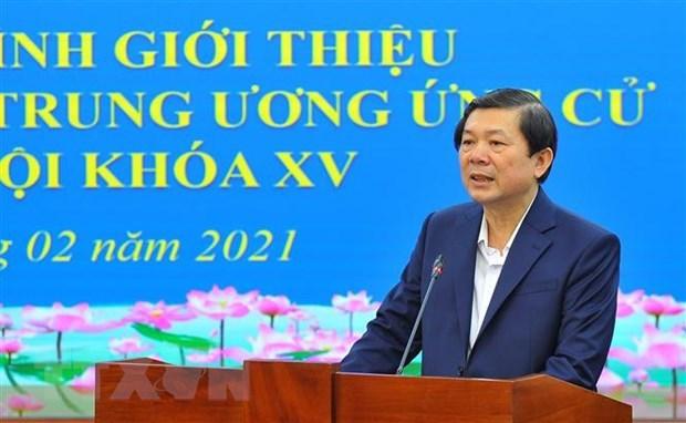 Proximas elecciones parlamentarias en Vietnam por adaptarse a nueva situacion hinh anh 2