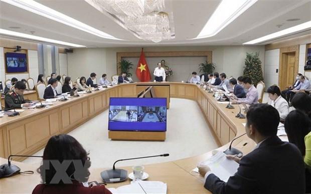 Piden acelerar en Vietnam proceso de documentos pendientes del Gobierno correspondientes al periodo 2016-2021 hinh anh 2