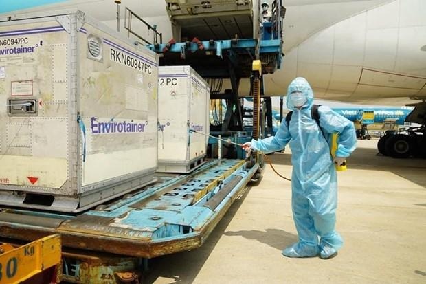 Gobierno de Vietnam adopta Resolucion sobre uso de vacunas antiCOVID-19 hinh anh 1