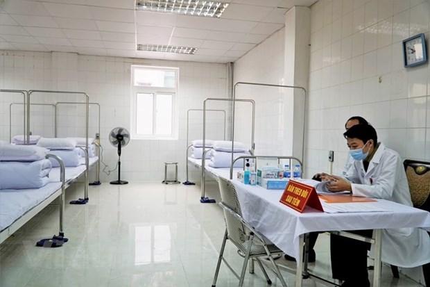Aplican vacuna contra COVID-19 en segunda fase de ensayo clinico en provincia vietnamita hinh anh 1