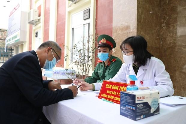 COVID-19: Inyectan a 35 voluntarios con vacuna vietnamita Nano Covax en segunda fase de ensayo clinico hinh anh 1