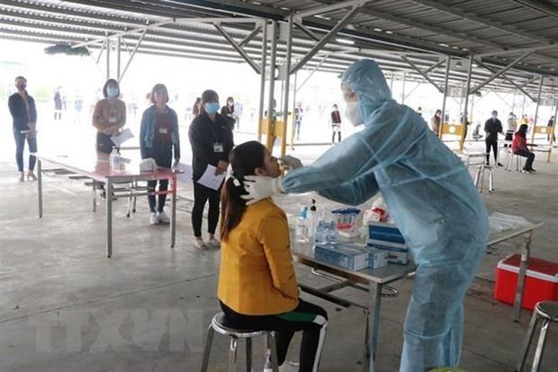 Vietnam registra seis casos nuevos del COVID-19 en Hai Duong hinh anh 1