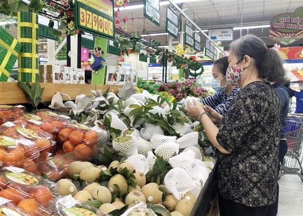 IPC de Ciudad Ho Chi Minh registra aumento de 1,19 por ciento hinh anh 1