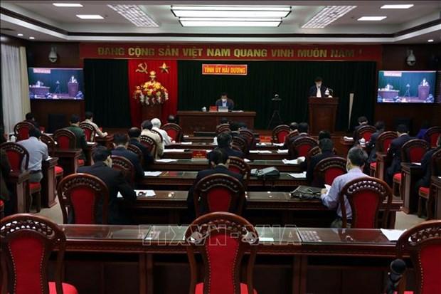 Provincia vietnamita de Hai Duong terminara la aplicacion de distanciamiento social este miercoles hinh anh 2