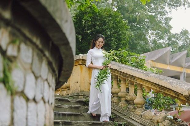 Celebraran en Vietnam Semana de Ao Dai 2021 hinh anh 1