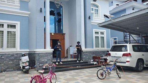 Autoridades camboyanas ultiman a secuestradores hinh anh 1
