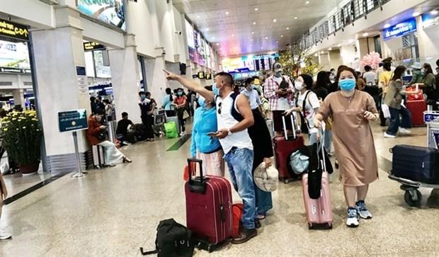 Aeropuerto de Ciudad Ho Chi Minh proyecta recibir a 50 millones de pasajeros al ano para 2030 hinh anh 1