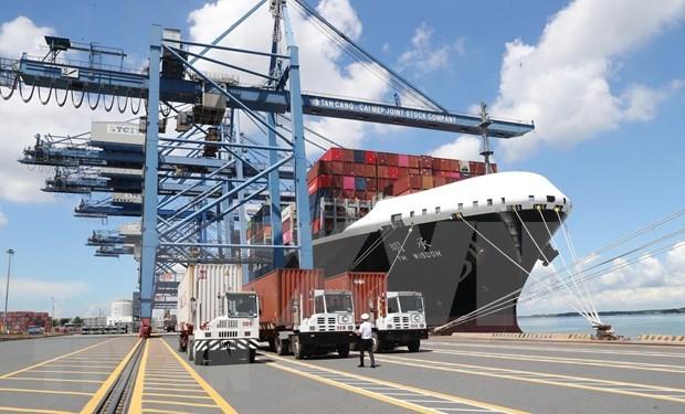 Exportaciones de mercancias de Ciudad Ho Chi Minh aumentan 25,1 por ciento hinh anh 1