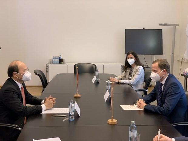 Vietnam y Austria robustecen cooperacion economica y comercial hinh anh 2