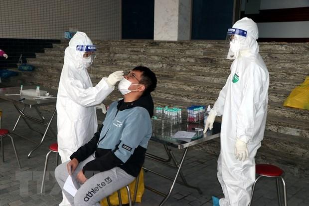 Vietnam: Seis personas recuperadas del COVID-19 hinh anh 1