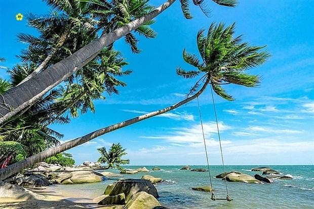 Provincia vietnamita de Kien Giang, destino ideal para el turismo insular hinh anh 1