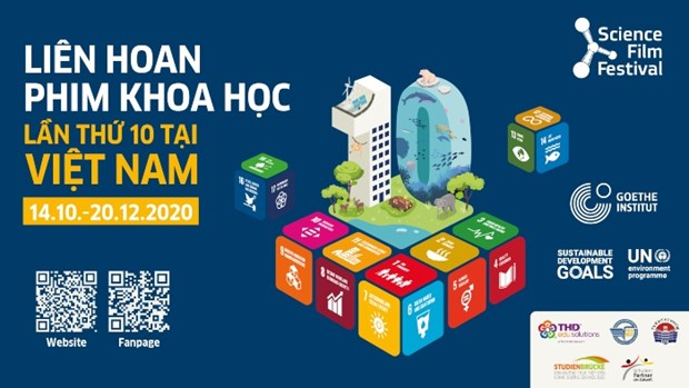 Efectuaran en Vietnam Festival de Cine Cientifico hinh anh 1