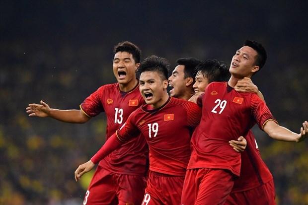 Prensa sudcoreana senala ventaja de Vietnam en eliminatoria mundialista de futbol hinh anh 1