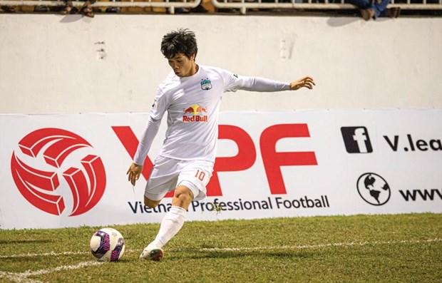 Torneo vietnamita de futbol regresara a mediados de marzo hinh anh 1