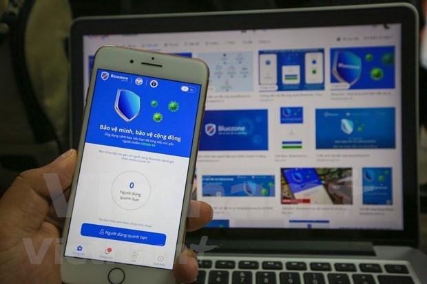 Vietnam registra 30 millones de descargas de aplicacion de salud Bluezone hinh anh 1