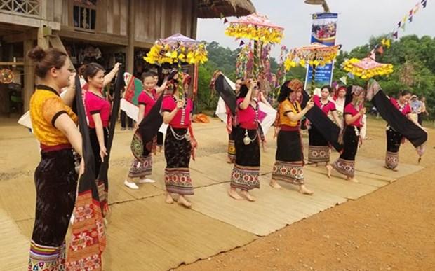 Honran en Vietnam cultura de minorias etnicas en ocasion del Dia Internacional de la Mujer hinh anh 1