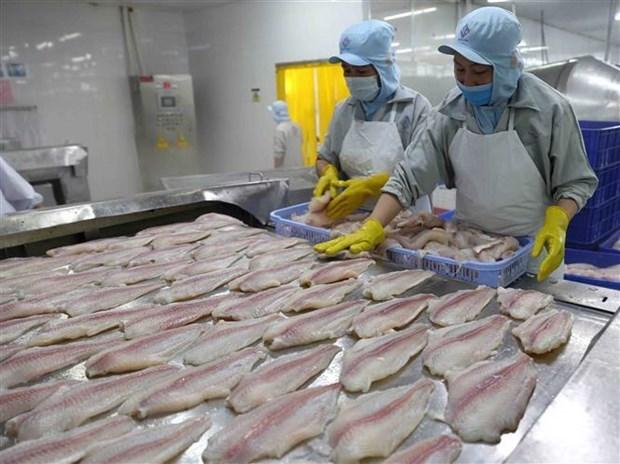 Aumentan exportaciones de productos agricolas, silvicolas y acuicolas de Vietnam hinh anh 1