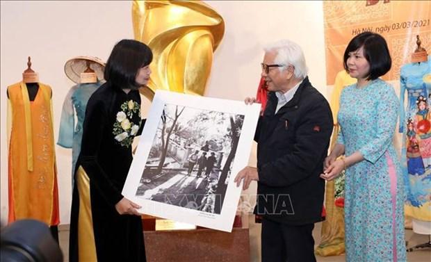 Museo de la Mujer de Vietnam recibe objetos bajo el tema
