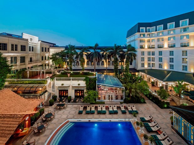 Metropole Hanoi repite como hotel cinco estrellas por Forbes Travel Guide hinh anh 1