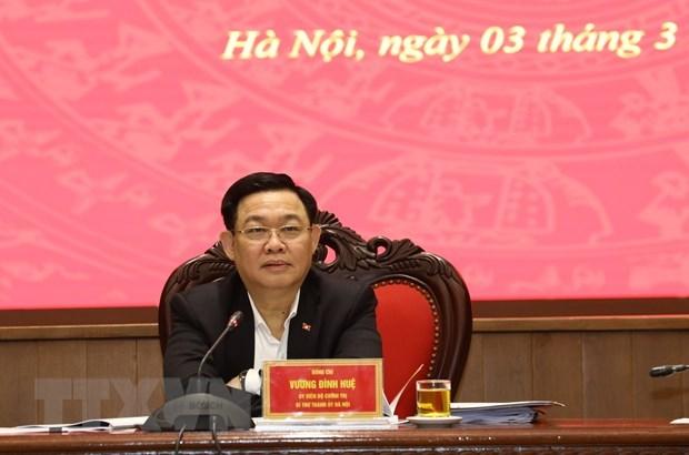 Buscan consolidar papel de Hanoi como gran centro cultural nacional hinh anh 2