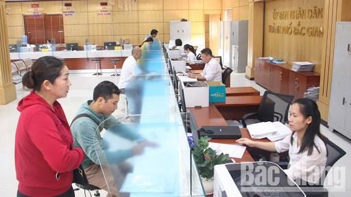 Provincia vietnamita de Bac Giang fortalece la reforma administrativa hinh anh 2