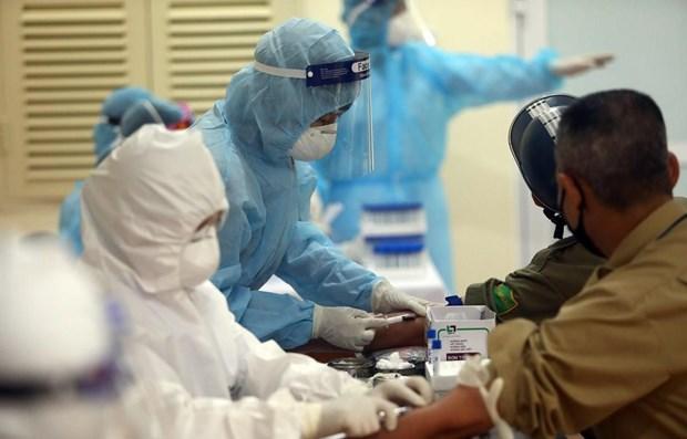 Mas de 200 pacientes dan negativo al virus SARS-CoV-2 en Vietnam hinh anh 1