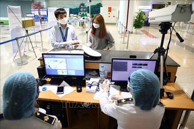 Urgen a implementar en Vietnam declaracion medica electronica antes de tomar vuelos hinh anh 1