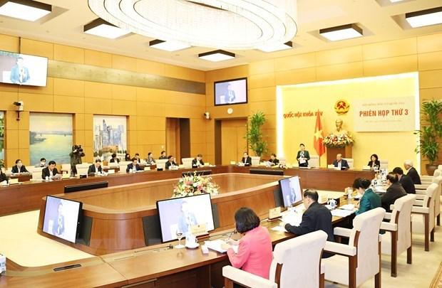 Vietnam anuncia 184 circunscripciones electorales hinh anh 1