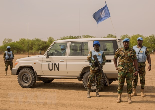 Llama Vietnam a acelerar proceso de transicion en Sudan del Sur hinh anh 1
