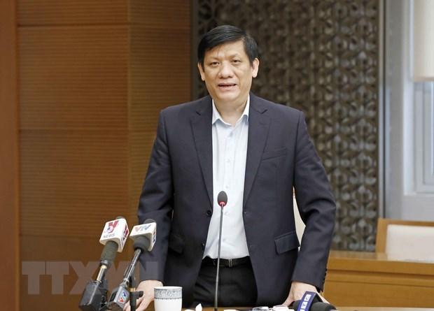 Comenzara Vietnam la vacunacion contra el COVID-19 el lunes proximo hinh anh 1