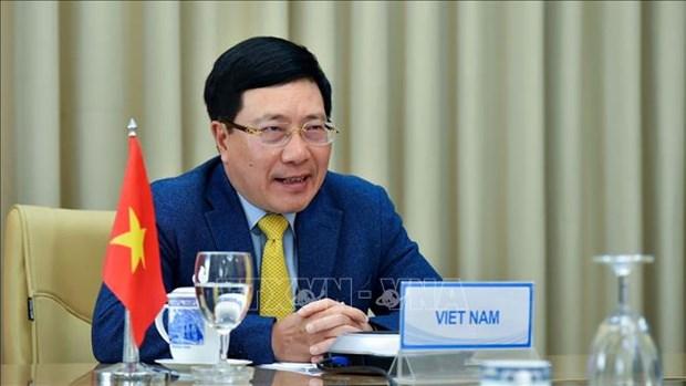 Vietnam y Venezuela fortalecen nexos de amistad y cooperacion hinh anh 1
