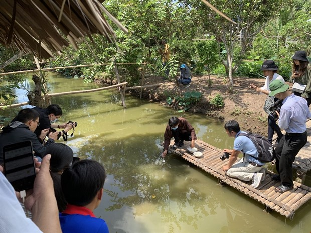 Zona sureste de Vietnam se convertira en destino ecologico despues del COVID-19 hinh anh 1