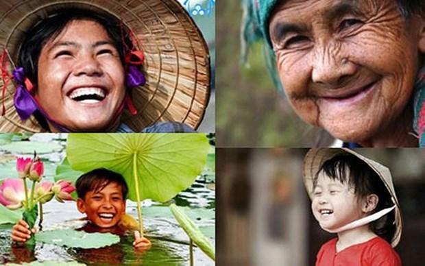 Vietnam entre los paises mas felices del mundo hinh anh 1