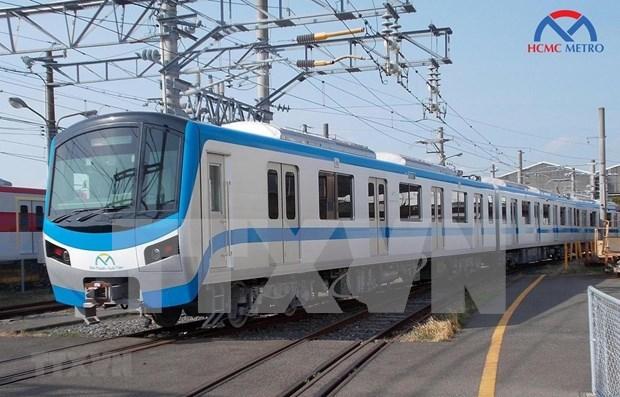 Propone Ciudad Ho Chi Minh construir cinco lineas ferroviarias hinh anh 1