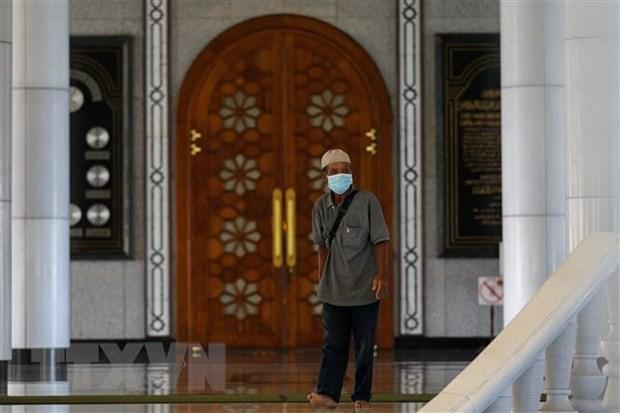 Brunei levanta medidas de distanciamiento social hinh anh 1